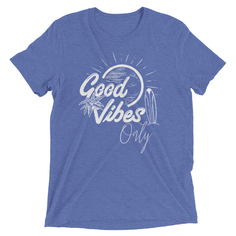 Image of Good Vibes Only | Unisex Short sleeve t-shirt