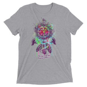 Find Your Own Inner Compass | Unisex Short sleeve t-shirt