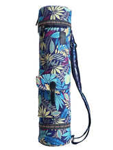 Load image into Gallery viewer, Canvas Cotton Yoga Mat Bag Carrier