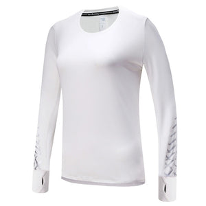 X's Quick Dry Long Sleeve Yoga Shirt
