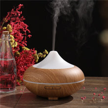 Load image into Gallery viewer, Essential Oil Aromatherapy Ultrasonic Diffuser