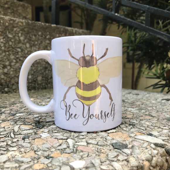 Bee Yourself Coffee Mug