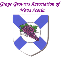 Log for Grape Growers Association of Nova Scotia