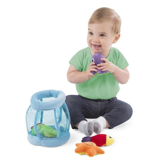 Melissa & Doug Fishbowl Fill and Spill