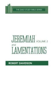 Jeremiah And Lamentations (Dai