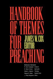Handbook Of Themes For Preachi
