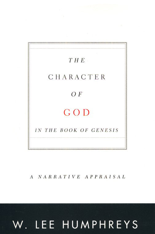 Character Of God In Book Of Ge