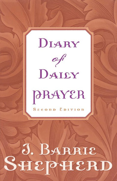 Diary Of Daily Prayer (Second