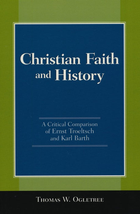 Christian Faith And History