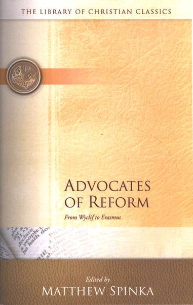 Advocates Of Reform