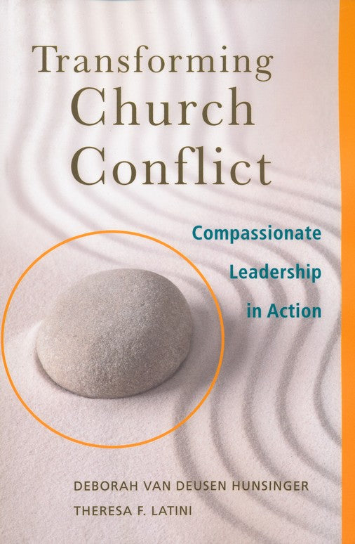 Transforming Church Conflict