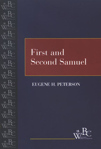 First And Second Samuel (Wbc)