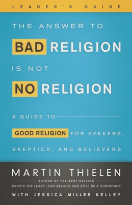 Answer to Bad Religion Is Not No Religion, The - Leader