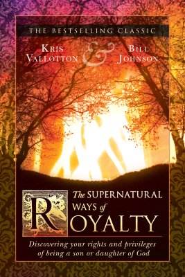 Supernatural Ways Of Royalty, The