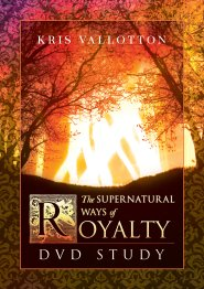 Supernatural Ways Of Royalty, The DVD