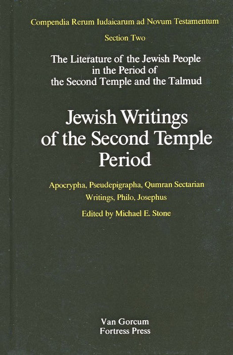 Jewish Writings Of 2Nd/Vol