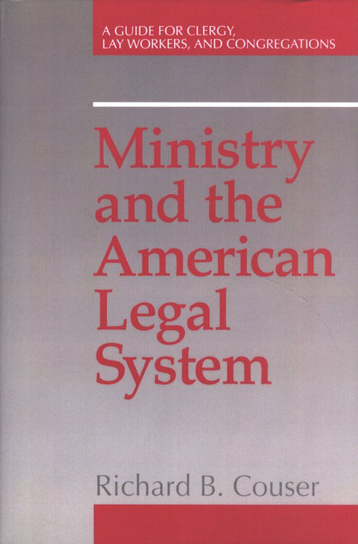 Ministry and Am Legal Systm