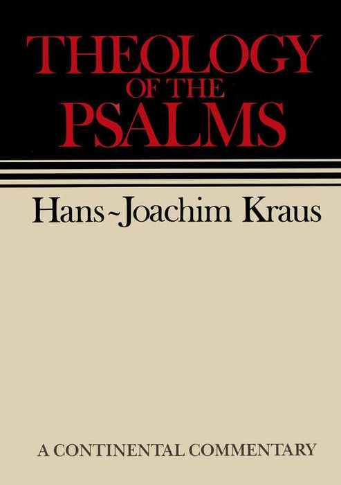 Comm Theology Of The Psalm