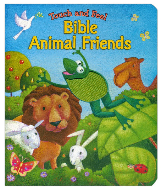Touch and Feel Bible Animal Friends