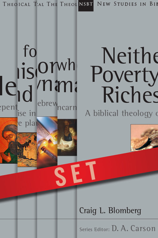 New Studies In Biblical Theology Series 41 Volume Set