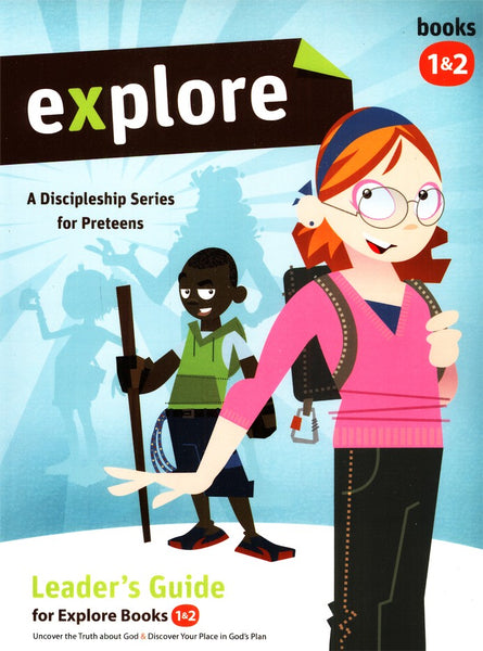 Explore Leader's Guide for Books 1 and 2