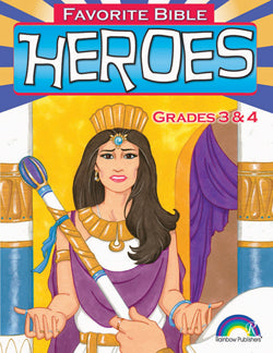 Favorite Bible Heroes: Grades 3and4