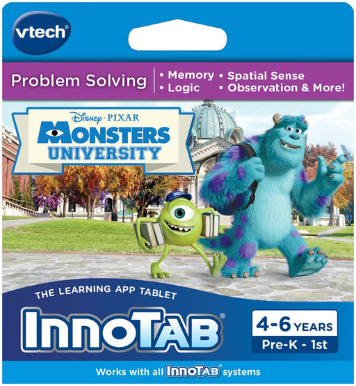 VTech InnoTab Software - Monsters University