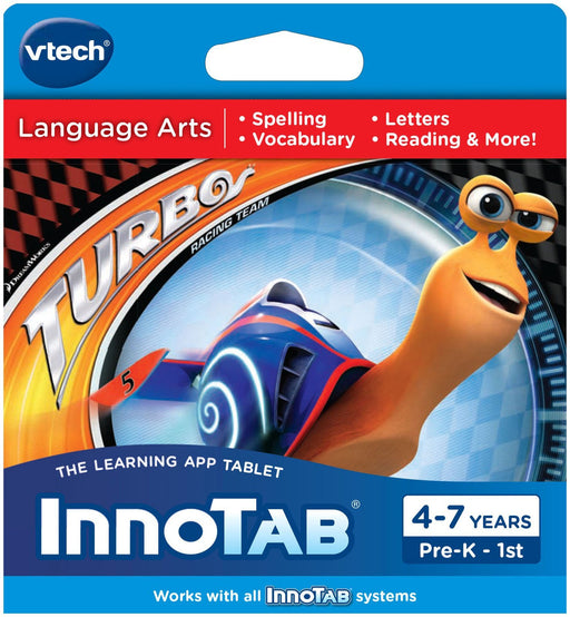 VTech InnoTab Software - Turbo