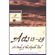 Acts 13-28 (Fisherman Bible Study)