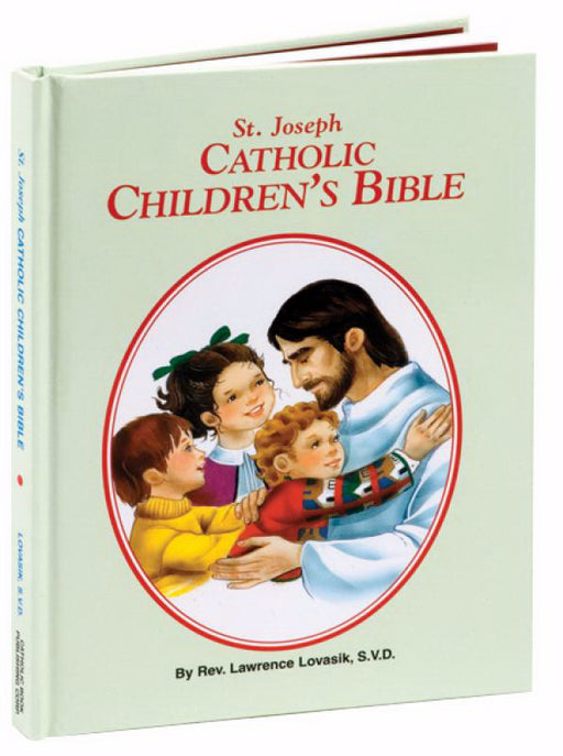 St. Joseph Catholic Children's Bible-Hardcover