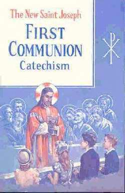 New St. Joseph First Communion Catechisms (Grades 1-2)