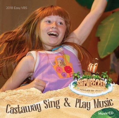 Shipwrecked Castaway Sing & Play Music CD
