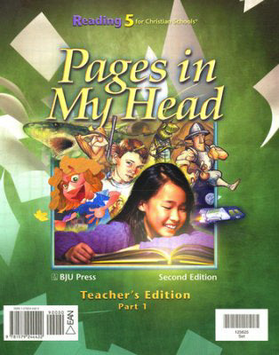Reading 5 Teacher's Edition Set (2 Books) (Second Edition)