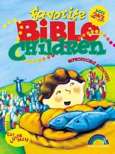 Favorite Bible Children (Ages 2&3)