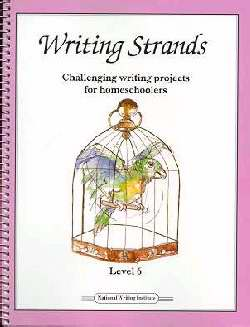 Master Books-Writing Strands: Level 6