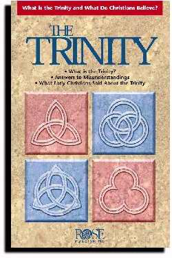 Trinity Pamphlet (Pack of 5)