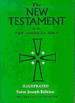 New Catholic Version St. Joseph Edition New Testament Study Edition-Softcover