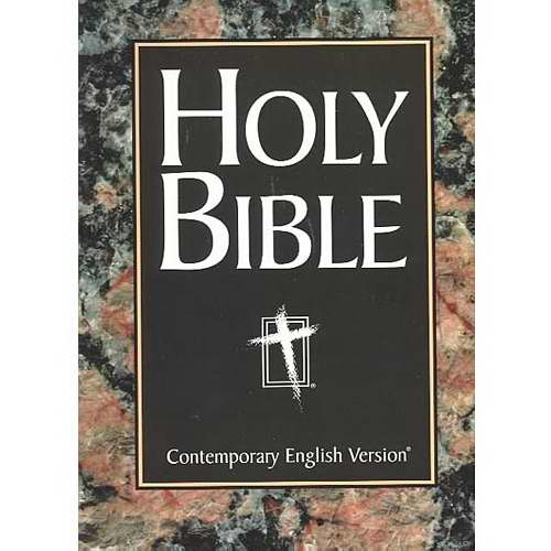 CEV Easy Reading Bible/Giant Print-Softcover