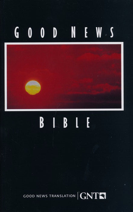 GNT Good News Bible-Softcover