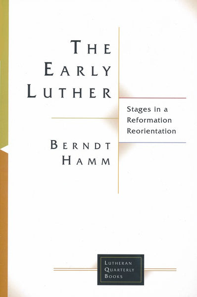 Early Luther, The