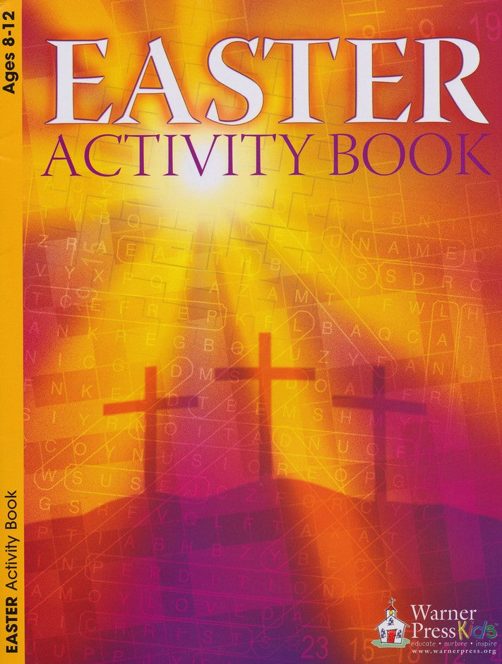 COLBK/6-10/Easter Activity Book