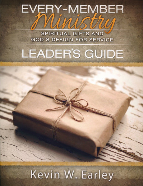Every-Member Ministry Leaders Guide