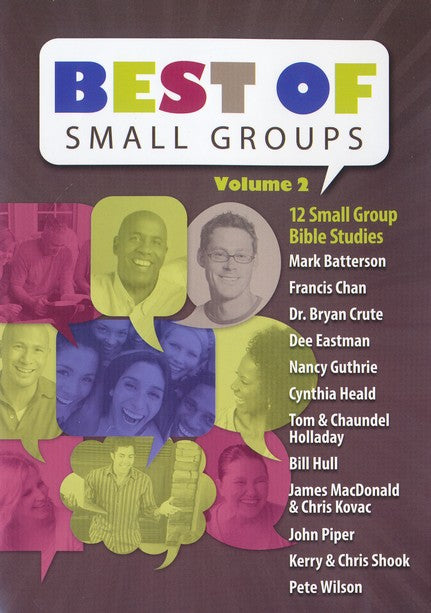 Best of Small Groups, Volume 2 - DVD