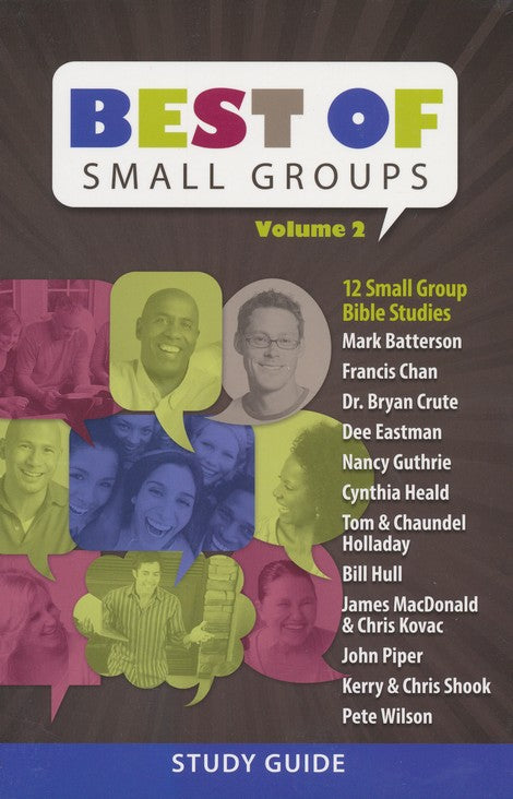 Best of Small Groups, Volume Study Guide