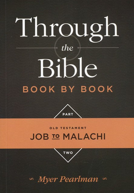 Through the Bible Book by Book Vol 2