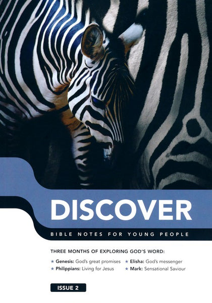 Discover - Issue 2