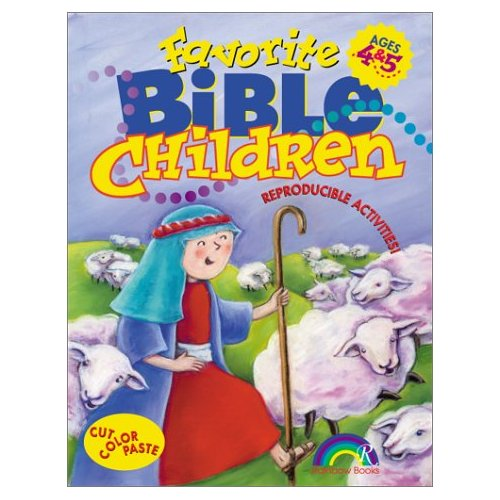 Favorite Bible Children: Ages 4and5