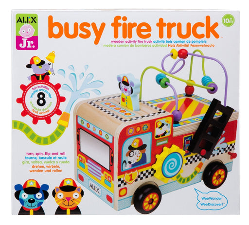 Alex Busy Fire Truck