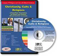 Software-Christianity Cults & Religions-Powerpoint