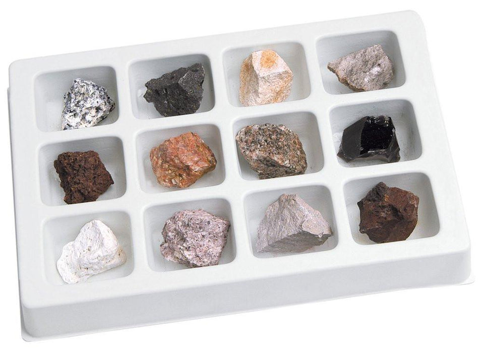 Educational Insights Igneous Rock Collection